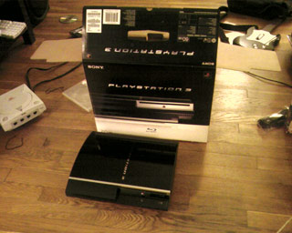 PS3: Out of the Box